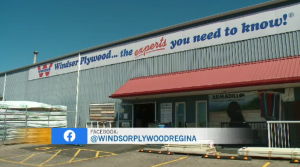 WATCH: Manager of Windsor Plywood, Brennan Daku, talks about their wide selection of products for completing projects around the house and cabin.