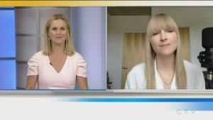 CTV Morning Live Isabel June 18