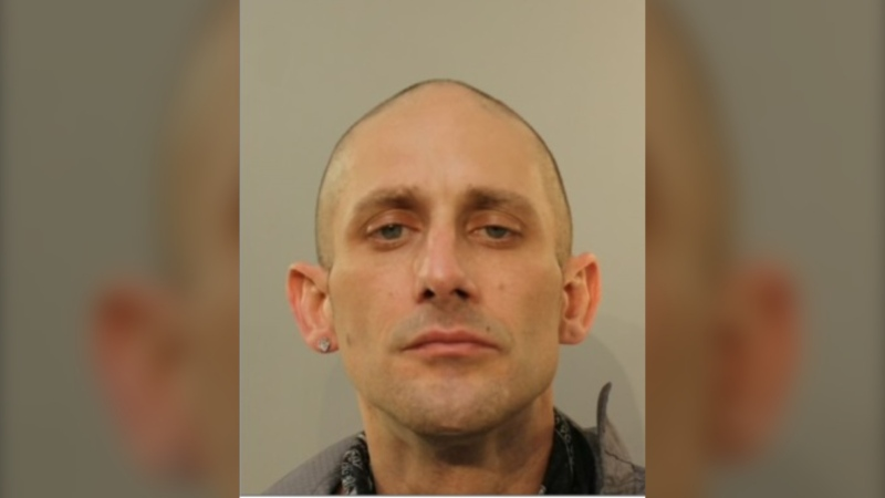 Shawn Jakimczuk, 43, wanted by police. (Courtesy: SCPS)