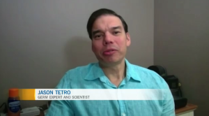 WATCH: Scientist and Germ Expert Jason Tetro talks about keeping your family protected with Microban 24 Multi-Purpose Cleaner and Sanitizing Spray.