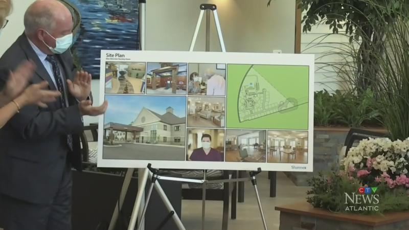 Moncton announces new 60-bed nursing home