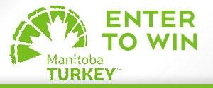 Manitoba Turkey Summer Giveaway Rotator