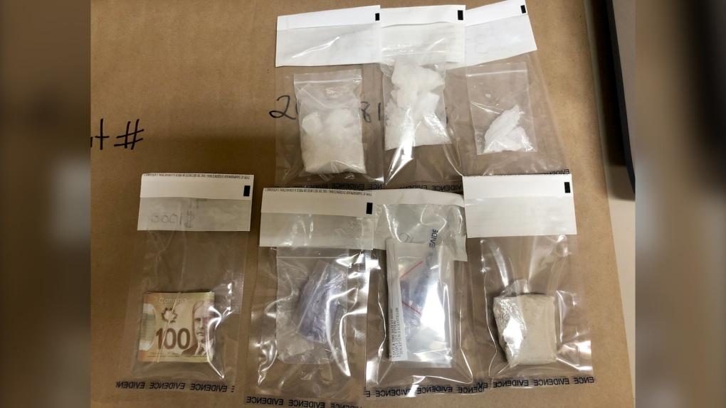 Cochrane drug bust