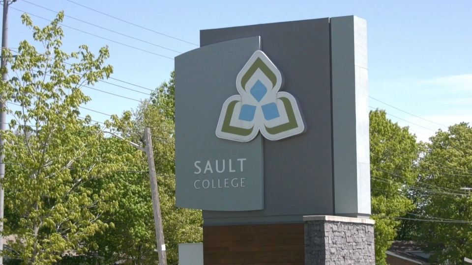 Sault College in Sault Ste. Marie, Ont.