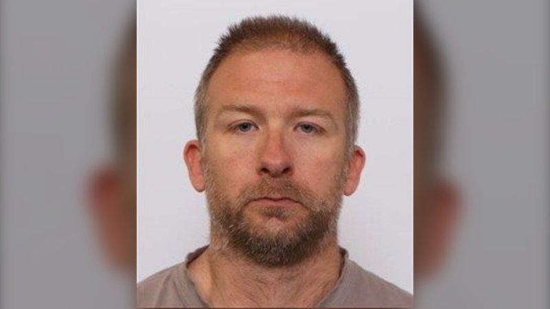 Andrew Donald is accused of a impersonating a police officer (Edmonton Police)