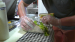 """Jodi Frechette says the idea for Wheet Nothings originated because she """"missed having donairs."""""""