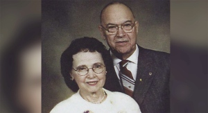 Lee and Thora Vance are seen in this undated family phtoo.