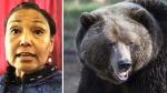 Hiker rescued after fending off bears in Alaska