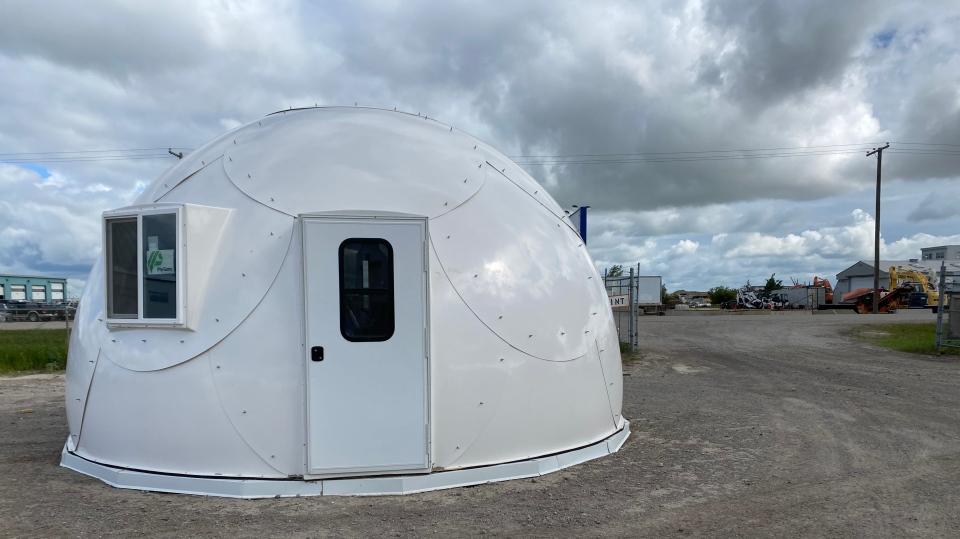 Pasqua Isolation Shelters