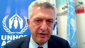 One-on-one with Filippo Grandi