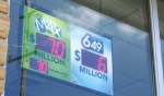Ontario Lottery & Gaming is again seeing record lottery ticket sales, with an estimated $140 million in prizes up for grabs in tonight's Lotto Max draw, including a $70 million top prize. (Mike McDonald/CTV News)