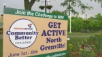 Fitness challenge in North Grenville