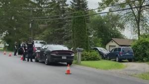 Manhunt for Eric Wildman ends