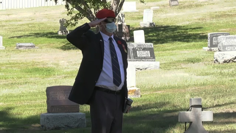 The mission of the Last Post Fund is to ensure that no veteran is denied a dignified funeral and burial, as well as a military gravestone, due to insufficient funds at time of death.