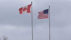 The Canadian government has extended its ban on cross-border land travel for another month, setting a potential reopening date for July 21.