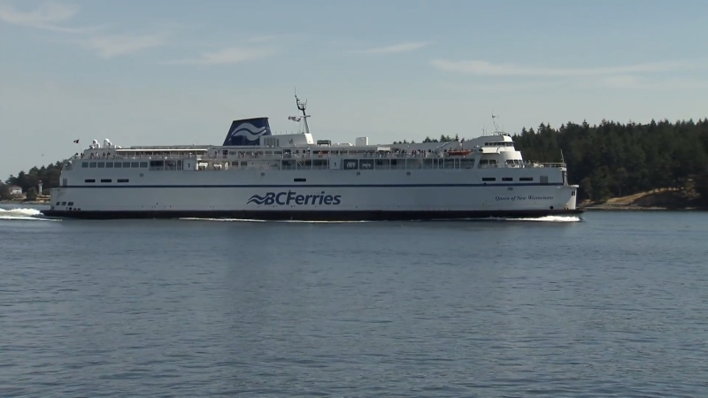 Ferries busy as B.C. travel ban ends