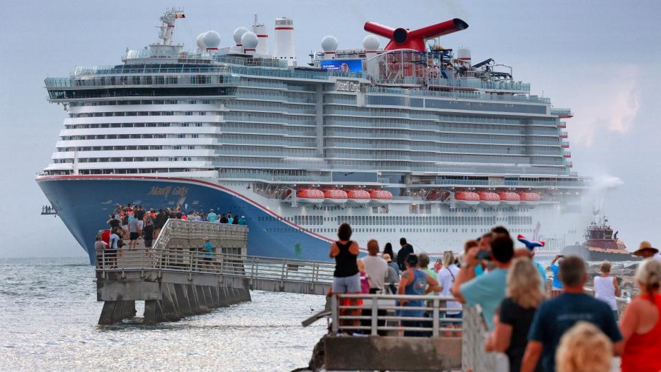 Florida cruise ship