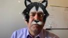ellis ross birthday video filter