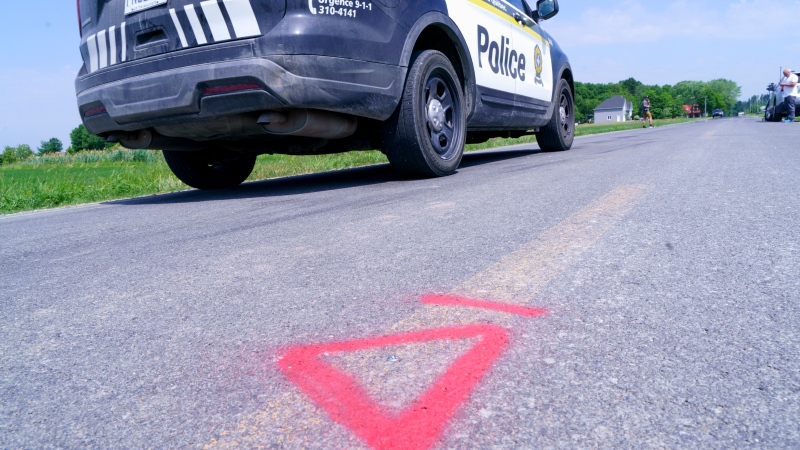 The SAAQ foundation is urging drivers to slow down, pay attention and take rests when tired, as they enter the most deadly stretch of the year on Quebec roads. THE CANADIAN PRESS/Paul Chiasson