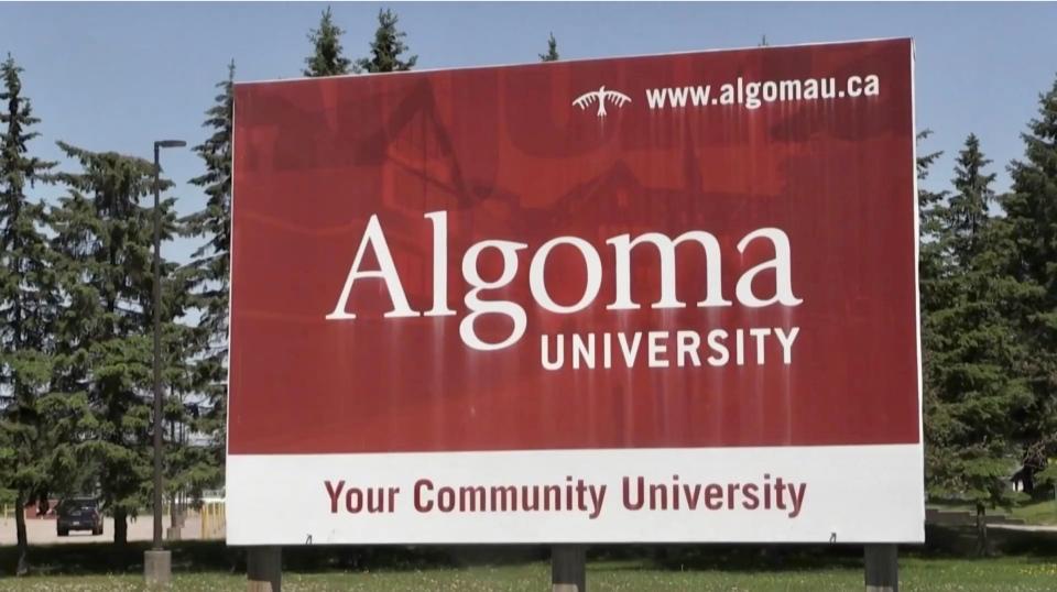 Algoma University in Timmins
