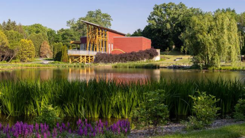 The Montreal Botanical Garden has unveiled a new pond that will fight invasive species with a technology called phytotechnology. SOURCE Montreal Botanical Garden