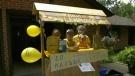 Lemonade stand project training entrepreneurs