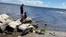 Rescue on Ottawa River