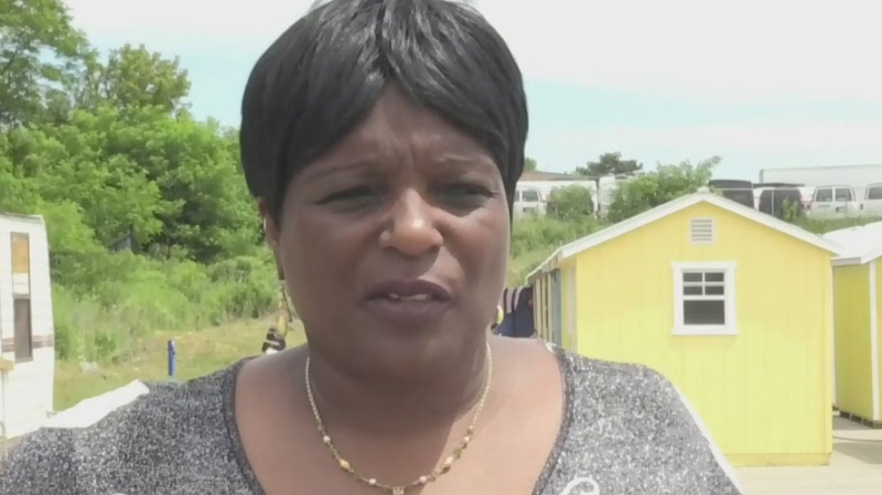 Better Tent City residents settle into new home