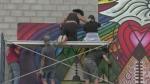 New mural honours residential school survivors