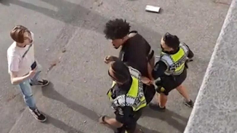 VPD defends actions following arrest