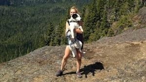 B.C. woman warns of fawn-season dangers