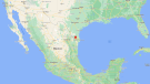 This map shows the location of the city of Reynosa, near the U.S.-Mexico border. (Google Maps)