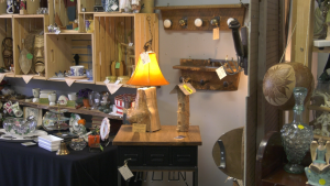 The Ole Warehouse Market, formerly The Vintage Co-op, is a collection of vendors that sets up at an old warehouse property in downtown Sault Ste. Marie, selling vintage, retro and otherwise one-of-a-kind items. June 19/21 (Mike McDonald/CTV News Northern Ontario)