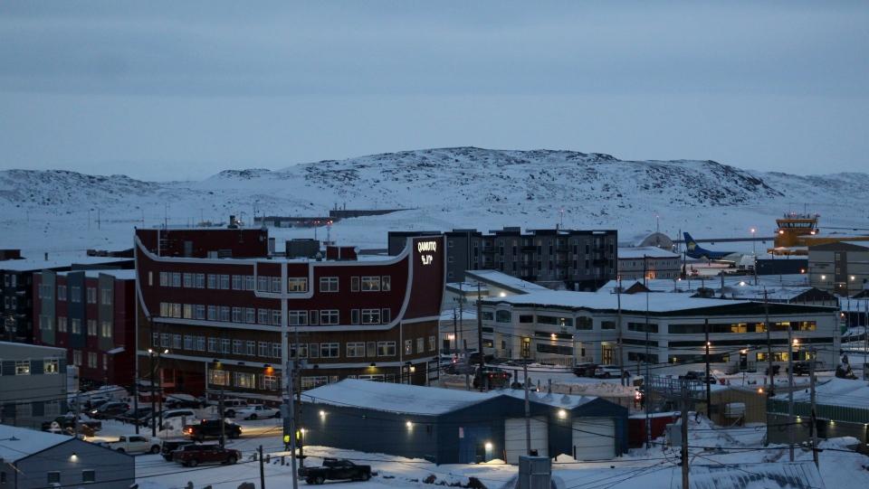 Downtown Iqaluit