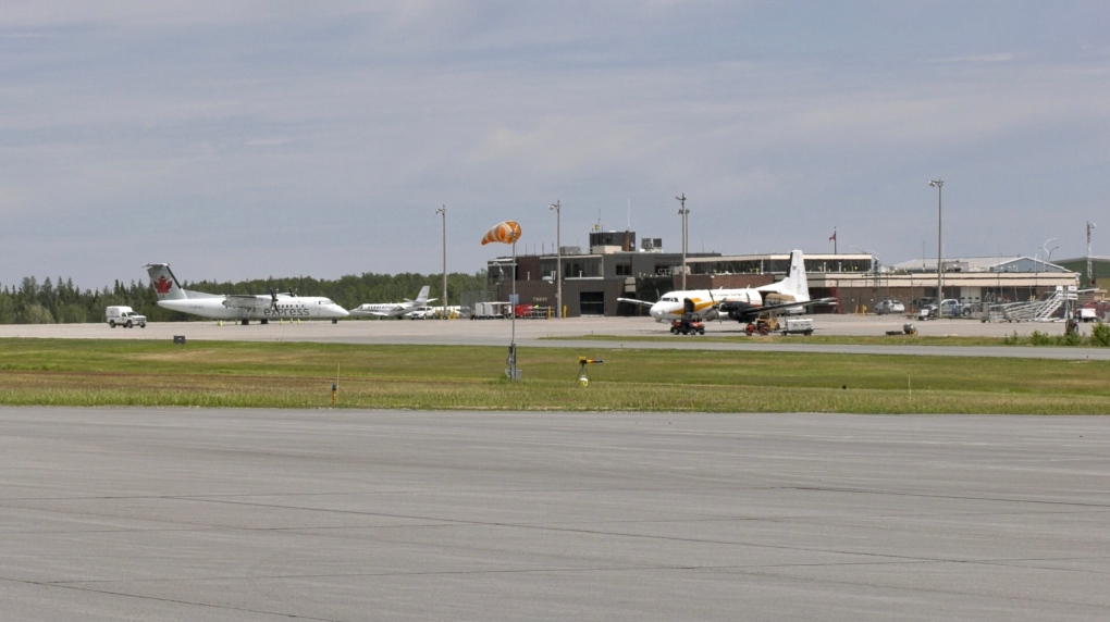 Timmins Victor M Power Airport