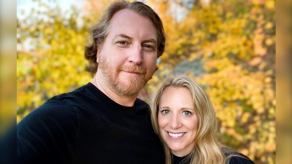 Todd Shearon and Reyna Holder