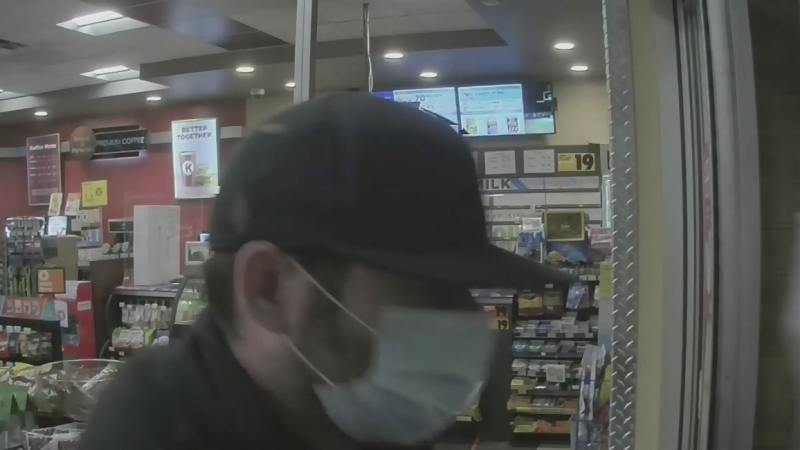 For the second time in less than one day, Barrie police are investigating a robbery at a Circle K