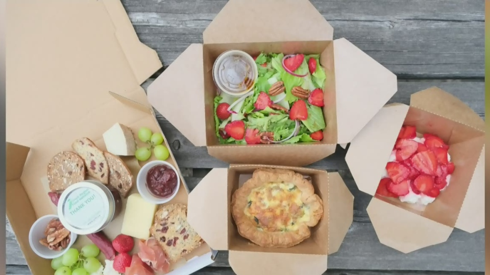Tackling food insecurity in York Region