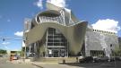 Art Gallery of Alberta. (CTV News Edmonton)
