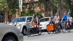 montreal cyclists