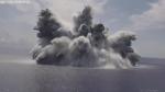 40,000-lb explosive detonated off U.S. east coast