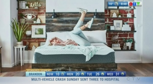 "SPONSORED – Make bedtime the new ""me"" time"