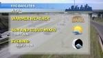 Calgary weather, June 21