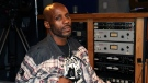 DMX, seen here at Ruff Ryders Recording Studios in Yonkers, New York, in 2013, died earlier this year at age 50. (Shareif Ziyadat/FilmMagic/Getty Images via CNN)