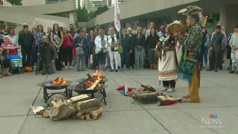 25-year anniversary of Indigenous Peoples Day