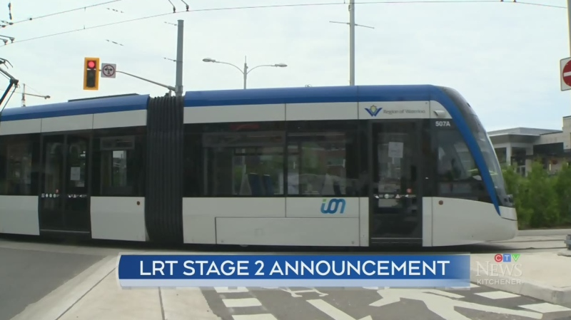Province approves next stage of ION
