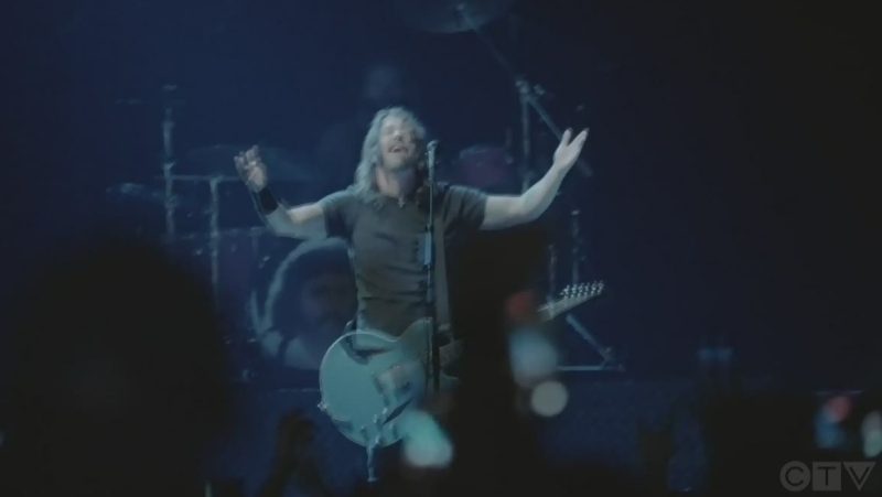 Foo Fighters hold first full-capacity show in NYC