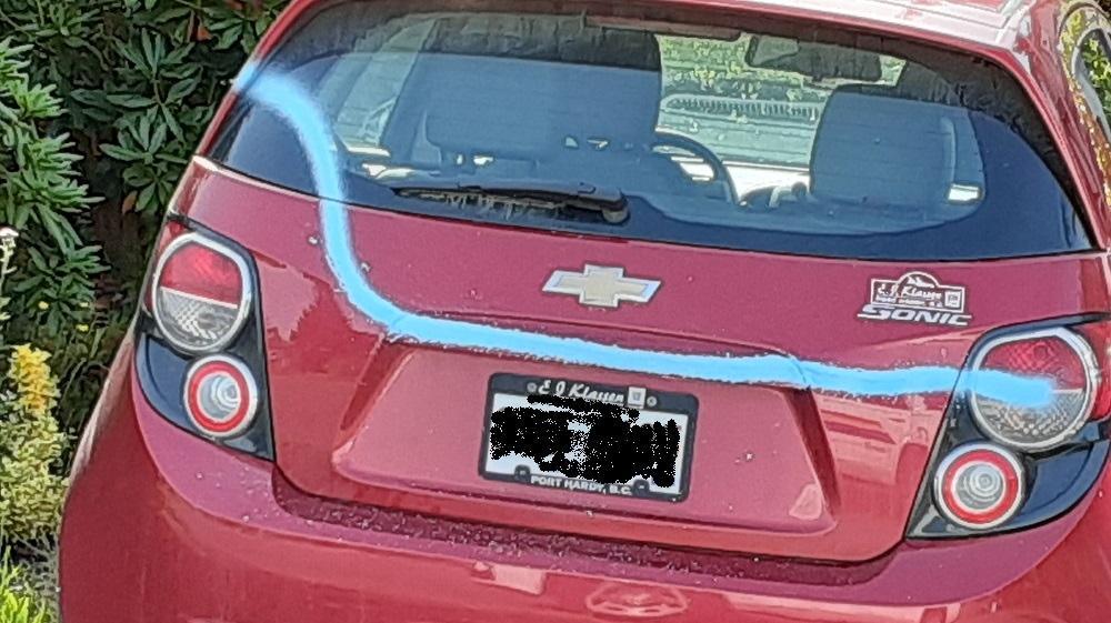Campbell River car