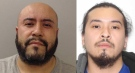 Arrest warrants have been issued for suspects Jason Garcia and Felix Funes-Vasquez following a drug investigation by Sarnia police (Supplied)