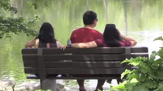 Nova Scotians enjoy first day of summer